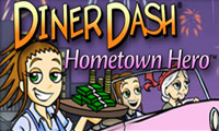 Diner Dash: Hometown Her…
