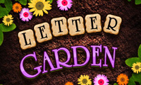 Play Letter Garden | Free Online Games at ArcadeThunder