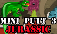 Mini Putt 3: Jurassic
